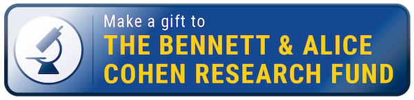 The Bennet & Alice Cohen Research Fund Logo