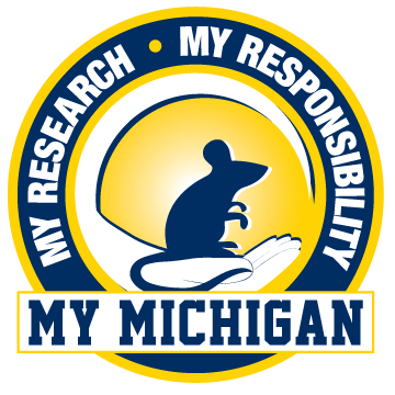 My Research. My Responsibility. My Michigan icon
