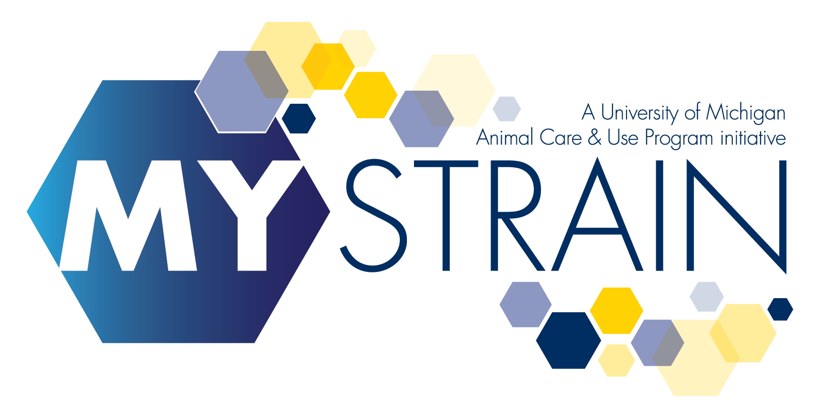 Animal Care & Use Program My Strain Initiative logo