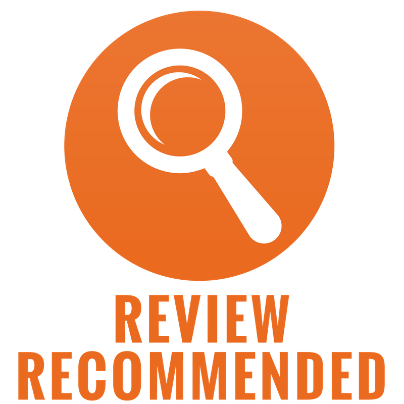 Orange Review Recommended icon