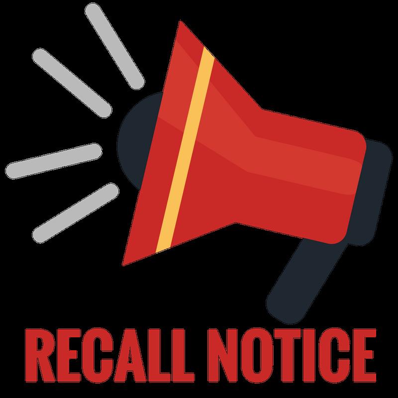 Buprenorphine recall notice